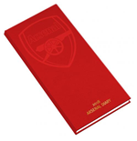Arsenal F.C. Pocket Diary 2018