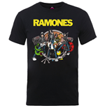 Ramones Men's Tee: Road to Ruin