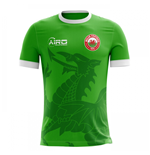 2018-2019 Wales Third Concept Football Shirt (Kids)