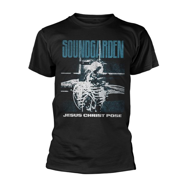 Soundgarden T-shirt Jesus Christ Pose
