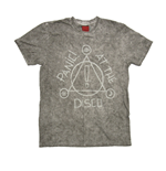 PANIC! At The Disco T-shirt Icons (speckle WASH)