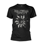 Hollywood Undead T-shirt Dove Grenade Spiral