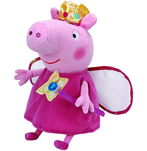 Official Peppa Pig Plush Toy 288758 Buy Online On Offer