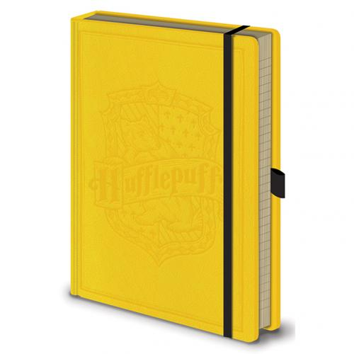 Harry Potter Premium Notebook Hufflepuff
