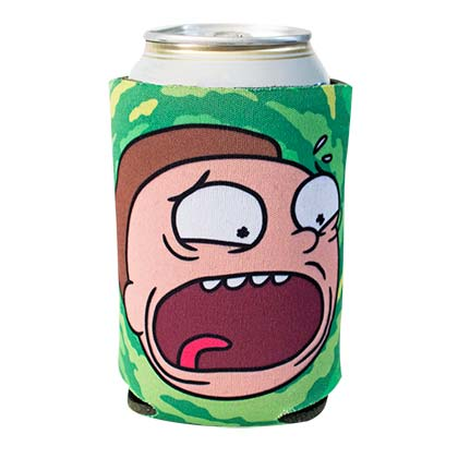 Rick And Morty Screaming Morty Can Insulator