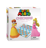 Super Mario Boardgame Checkers Princess Power