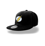 Flash The - Flash Logo - Cap Black
