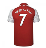 2017-18 Arsenal Home Shirt - Kids (Mkhitaryan 7)