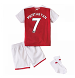 2017-18 Arsenal Home Baby Kit (Mkhitaryan 7)