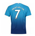 2017-2018 Arsenal Away Shirt (Mkhitaryan 7)