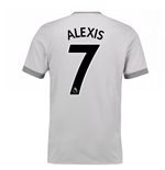 2017-18 Man United Third Shirt (Alexis 7)