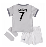 2017-18 Man United Third Baby Kit (Alexis 7)