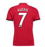 20Alexis 77-20Alexis 78 Man United Home Shirt (Alexis 7) - Kids