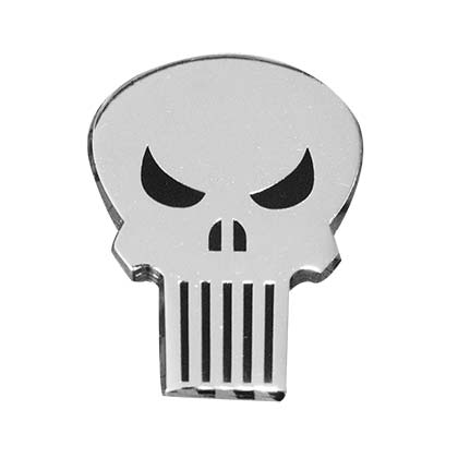 PUNISHER Metallic Lapel Pin
