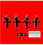 Vynil Kraftwerk - 3-D The Catalogue (9 Lp)