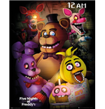 Five Nights at Freddy's Poster 289507