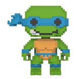 Teenage Mutant Ninja Turtles 8-Bit POP! Vinyl Figure Leonardo 9 cm