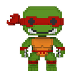 Teenage Mutant Ninja Turtles 8-Bit POP! Vinyl Figure Raphael 9 cm