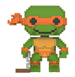 Teenage Mutant Ninja Turtles 8-Bit POP! Vinyl Figure Michelangelo 9 cm