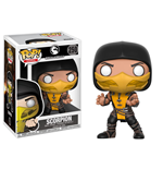 Mortal Kombat POP! Games Vinyl Figure Scorpion 9 cm
