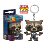 Guardians of the Galaxy Vol. 2 Pocket POP! Vinyl Keychain Rocket 4 cm