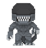 Alien 8-Bit POP! Horror Vinyl Figure Alien 9 cm