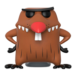 90's Nickelodeon POP! Television Vinyl Figure Dagget (The Angry Beavers) 9 cm