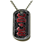 AC/DC Dog Tag Necklace 289615