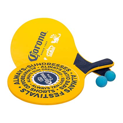 CORONA EXTRA Paddle Ball Set