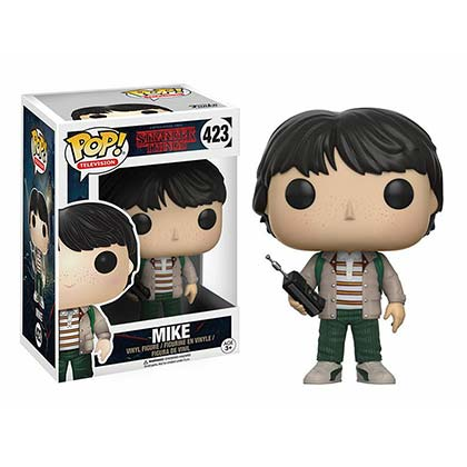 STRANGER THINGS Funko Pop Mike Walkie Talkie Vinyl Figure