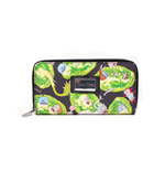 Rick & Morty - Characters AOP Girls Wallet