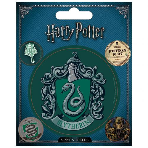 Harry Potter Stickers Slytherin