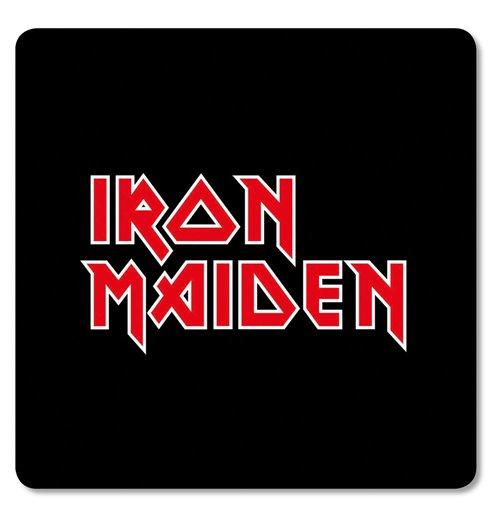 Iron Maiden Coaster Pack Logo 6