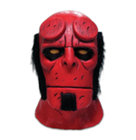 Hellboy Latex Mask Hellboy