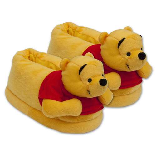c7084f08f6e Official Winnie Pooh Slippers  Buy Online on Offer