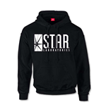 Dc Originals Sweatshirt Flash Star Labs Logo