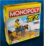 Tex Willer Board game 290476