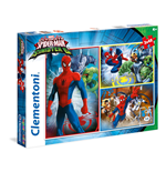 Spiderman Puzzles 290502