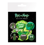 Rick and Morty Pin 290517