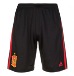 2018-2019 Spain Adidas Training Shorts (Black)