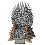GAME OF THRONES Iron Throne 3D Monument Puzzle