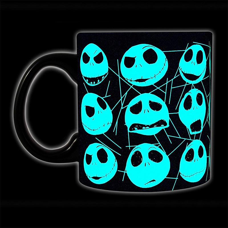 Free Comic Book Day Nightmare Before Christmas: Buy Official NIGHTMARE BEFORE CHRISTMAS Glow In The Dark Mug
