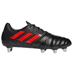 All Blacks Kakari Sg Black-Red Rugby Boots