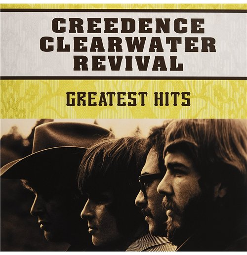 Vynil Creedence Clearwater Revival - Greatest Hits