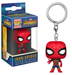 Avengers Infinity War Pocket POP! Vinyl Keychain Iron Spider 4 cm