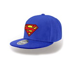 DC Comics Snap Back Cap Superman Logo