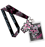 Five Nights at Freddy's POP! Lanyard with Rubber Keychain Funtime Foxy