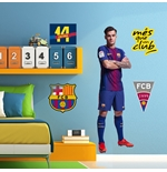 Barcelona Wall Stickers 292288