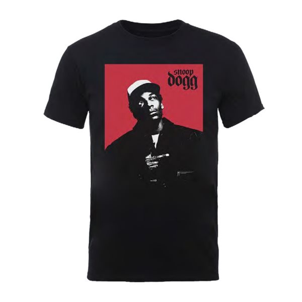 Snoop Doggy Dogg T-shirt Red Square