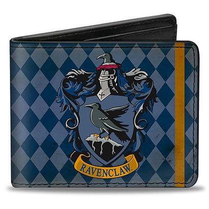 HARRY POTTER Ravenclaw Bifold Wallet